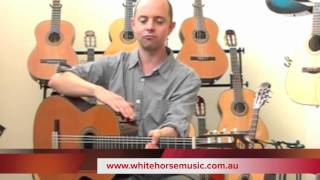 Guitar review Which Classical Guitar to buy? - Admira - from $500 to $1000 price range