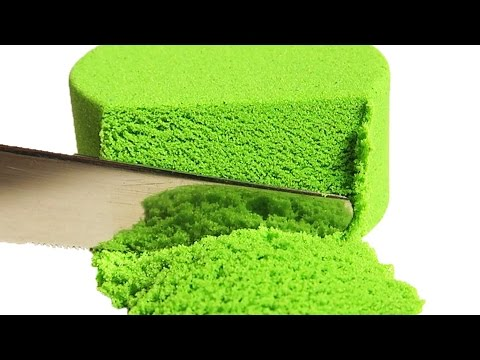 DIY How to Make Kinetic Sand Homemade Crazy Sand DOES IT WORK?