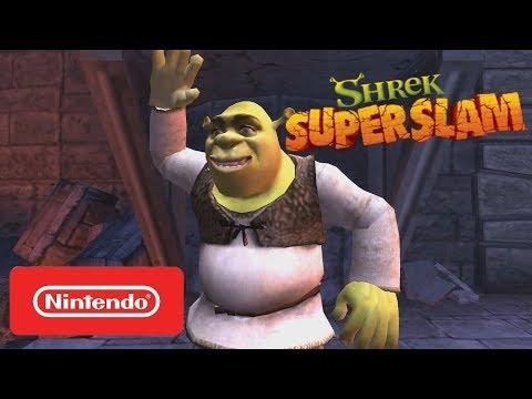 Shrek Super Slam