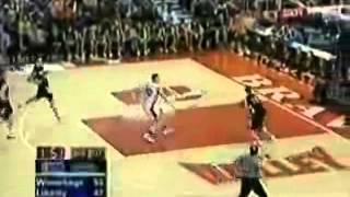 Basketball - YMTC - Goal tending