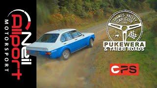 Pukewera / Taieri Roads Hillclimb FPV Racing Drone Rally Car Chase New Zealand 2021