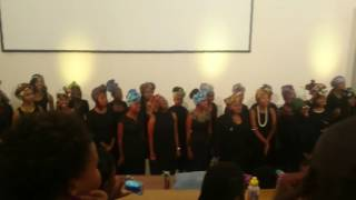 The Mighty Wits Sdasm Choir- Nkosi Sikeleli