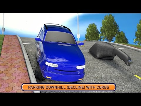 Parking Inclines & Declines - Do You Know What To Do?