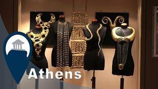 Athens | The Ilias Lalaounis Jewelry Museum