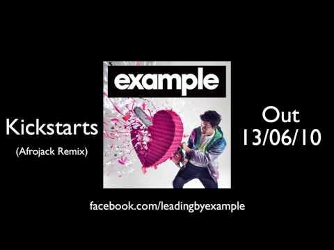 Música Kickstarts ( Afrojack Club Remix )