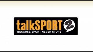 Talk Sport 2 Radio European Matchday Live - Including La Liga Football