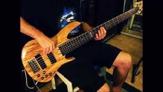 Annihilator - Imperiled eyes (Bass cover)