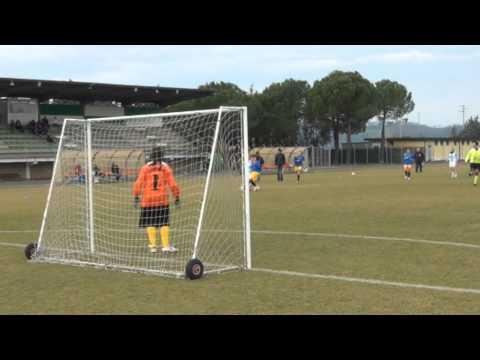 Preview video Valdarno CF - Scarperia = 11 - 0