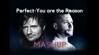 Ed Sheeran PerfectCalum Scott You Are The Reason MASHUP