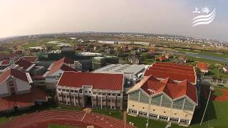 preview picture of video 'Flyover of Shanghai American School, Pudong Campus'