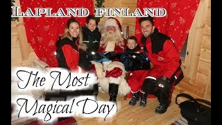 DAY TRIP TO LAPLAND FINLAND | IS IT WORTH THE MONEY? | KERRY WHELPDALE