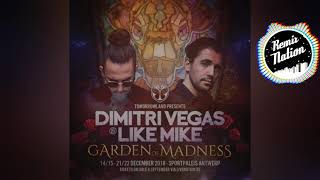 Selfish - Dimitri Vegas & Like Mike ft. Era Istrefa (Garden Of Madness 2018)