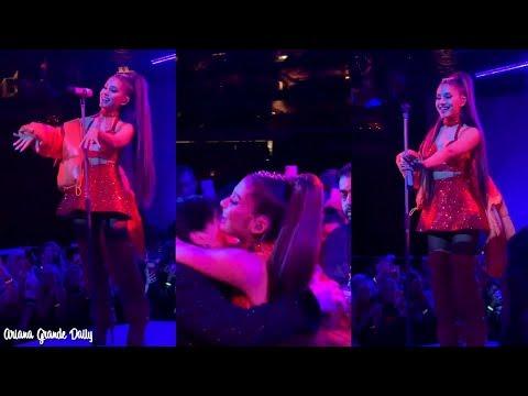 Ariana Grande - Tattooed Heart & Piano (Charlotte) [Sweetener / Thank U Next Tour]