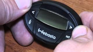 Инструкция Webasto