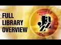 Video 1: Library Walkthrough