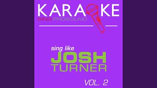 I Had One One Time (Karaoke Lead Vocal Demo)