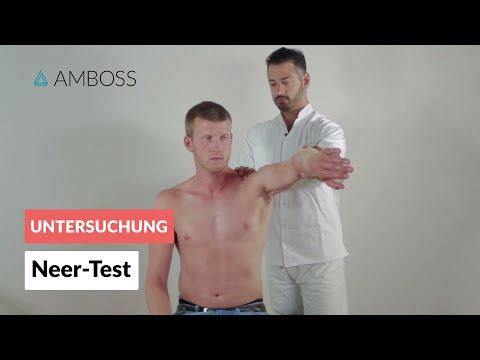 Was ist die anfängliche Osteochondrose