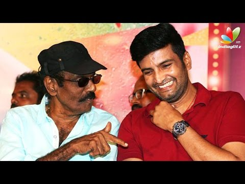 Goundamani-and-Santhanam-Nakkal-Speech-at-Enakku-Veru-Engum-Kilaigal-Kidaiyathu-Audio-Launch