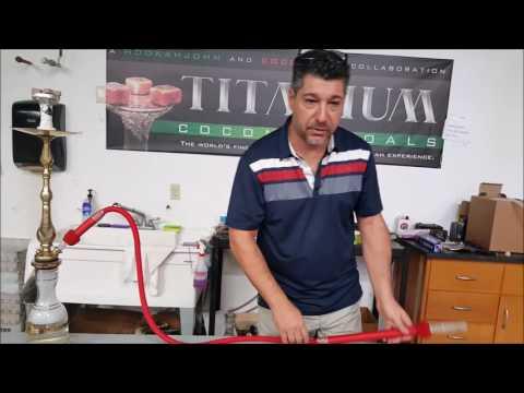 Hookah Back to Basics...choosing a hookah hose