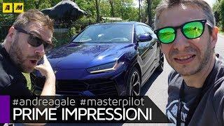 Lamborghini Urus | L'hyper SUV da 650 CV! - Primo test (4k video) [ENGLISH SUB]