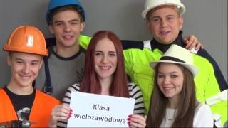 Teledysk promujący ZS im. ŻAK w Makowie Maz.