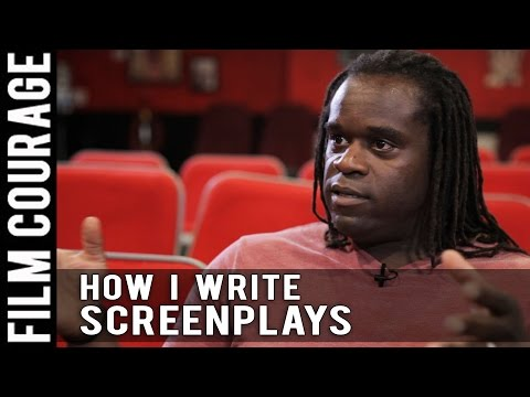 How I Write Screenplays (This Is Going To Sound Terrible) by Markus Redmond