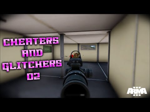 ArmA KotH Cheater? - смотреть онлайн на Hah Life