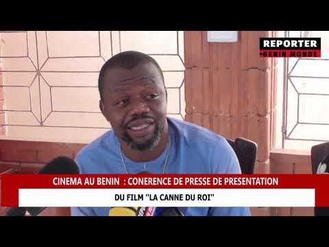 REPORTER BENIN MONDE : LE FILM CANNE DU ROI BIENTOT DISPONIBLE AU BENIN REPORTER BENIN MONDE : LE FILM CANNE DU ROI BIENTOT DISPONIBLE AU BENIN