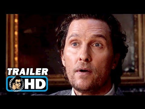 THE GENTLEMEN Trailer (2020) Matthew McConaughey, Guy Ritchie