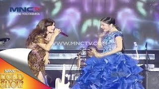 "Mulan Jameela Feat. Uut Permatasari "" Kopi Dangdut "" - MNCTV Road Show (29/11)"