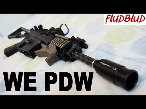Airsoft WE KAC PDW Review and Impressions - Youtube Download