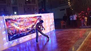 Tejas - Chal Maar dance performance for new year 2019 - Part 2