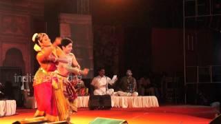 Bharatanatyam performance by Vijna Vasudevan and Ranjith