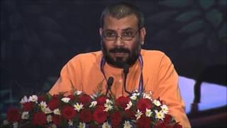 WHC 2014 – Inaugural Session_Swami Vigyananand ji