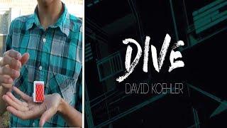 """Dive"" by David Koehler | Free Magic trick Tutorial"