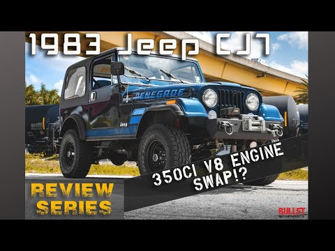 Video of '83 Jeep CJ7 located in Florida Offered by Bullet Motorsports Inc - PSWH