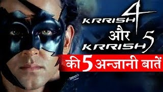 Download Video Unknown Facts About Hrithik Roshan's KRRISH 4 And KRRISH 5 MP3 3GP MP4
