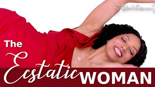 Youtube with Victoria Vives The Ecstatic Woman Experience | Divine Feminine Program sharing on Become Your Divine Self
