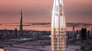 Why Dubai Creek Tower Construction Stopped