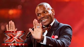 Anton Stephans wants Simon to believe in him | The X Factor UK 2015
