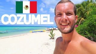 THIS IS WHY YOU VISIT COZUMEL! MEXICO TRAVEL