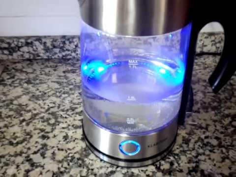 Hervidor de agua Klarstein Pure Water