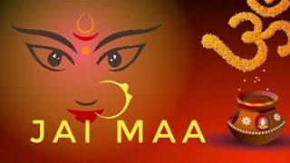 Mata ka Whatsapp Status Song | Happy navratri WhatsApp status videos | Blush Blush
