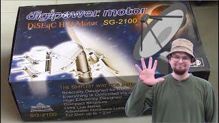Satellite Dish Motor - How to set up a Free Satellite TV Dish!