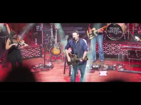 Blake Shelton - Ol' Red (Live At Wildhorse Saloon) (Official Video)