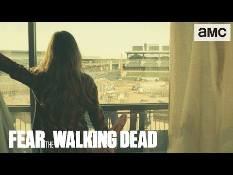 'Baseball Stadium Transformation' Behind the Scenes Ep. 402 | AMC 'Fear the Walking Dead' Thumbnail