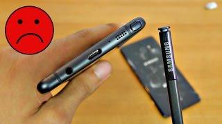 Samsung מגיבה לטענות על תקיעת S-Pen ב־Note 7