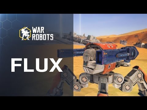 NEXT in WAR ROBOTS 🔥 - FLUX