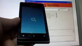 Sony Xperia AX SO-01E unlock with Sigmakey - SIGMABOX1
