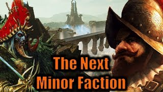 Next Campaign Pack DLC - Minor Factions (Dogs of War, Vampire Coast, Araby) - Total War Warhammer 2